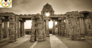 ভারতের লে-পাক্ষি( Lepakshi ) মন্দিরের ঝুলন্ত স্তম্ভ রহস্য
