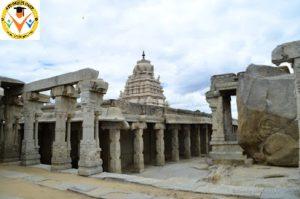 Veerabhadra Temple, Lepakshi