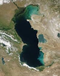 Caspian Sea (Russia) World's Largest Lake