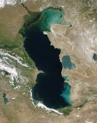 Caspian Sea (Russia) World's Largest Lake