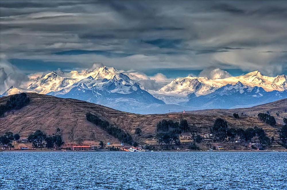 Lake Titicaca (Bolivia and Peru) World's Highest Navigable Lake