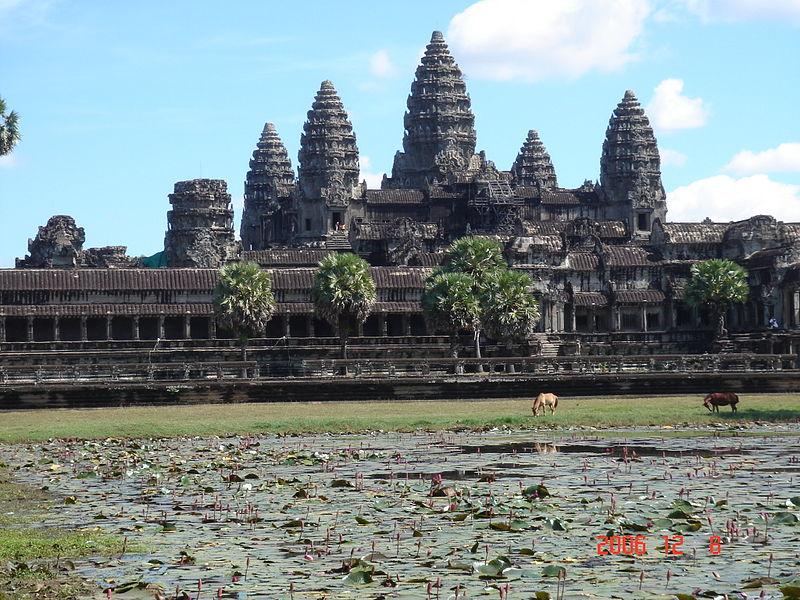 Angkor Wat, কাম্বোডিয়া