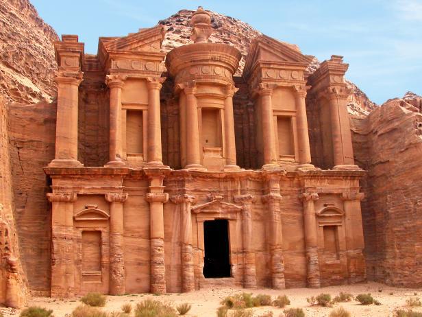 পেত্রা (Petra), জর্ডন
