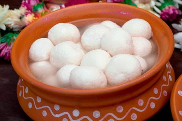 বাংলার রসগোল্লা'