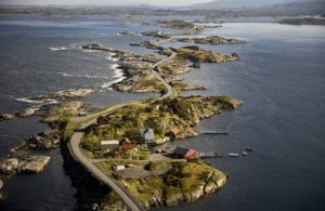 Atlantic Ocean Road, Norway 1