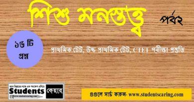 Bengal TET