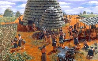 প্রাচীন প্রথাগত গ্রামীণ সমাজ ব্যবস্থা