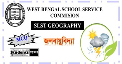 SLST Geography