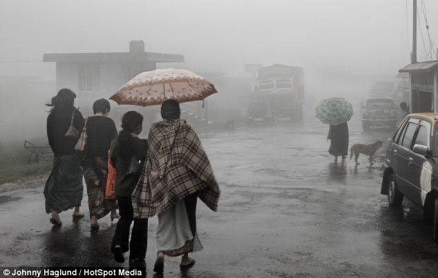 বিশ্বের আদ্রতম বসবাসযোগ্য গ্রামটি রয়েছে ভারতে