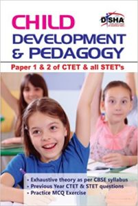 CBSE CTET Child Development & Pedagogy Books – Disha