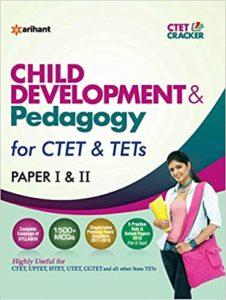 Child Development & Pedagogy Books- Arihant