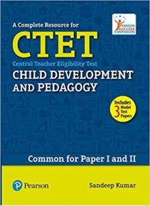Child Development & Pedagogy Books- Pearson