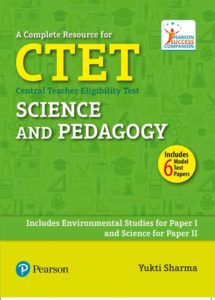 CTET - Science and Pedagogy- Pearson