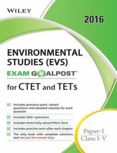 CTET Environmental Studies Books- Wiley