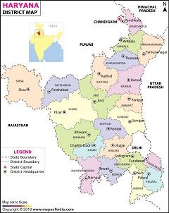 haryana-district-map