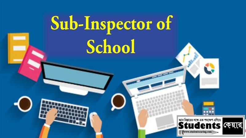 WBPCS SI of School free Online Mock Test