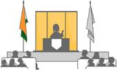 অন্তর্দ্বার প্রদর্শনীতে ভারতীয় জাতীয় পতাকার প্রদর্শন করার নিয়ম