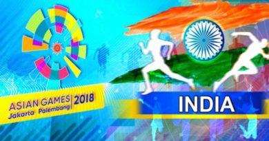 জাকার্তা-পালেমবাং এশিয়ান গেমস ২০১৮ ভারতের পদক তালিকা