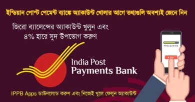 How to Open Indian Post Payment Bank Account