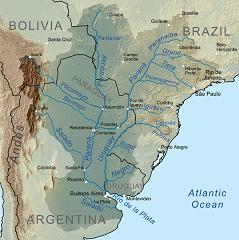 পারানা (Paraná) নদী