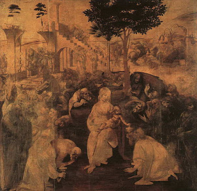 The Adoration of the Magi (1481)