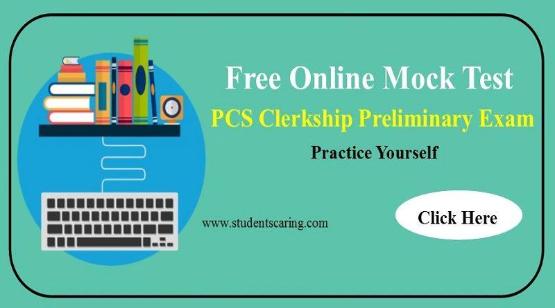 PSC Clerkship Preliminary Exam Online Mock