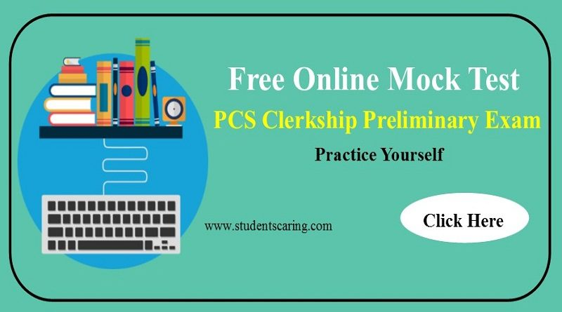 PSC Clerkship Preliminary Exam Online Mock