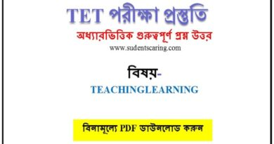 TEACHING LEARNING
