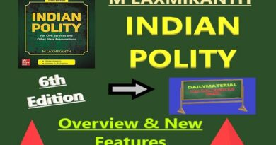 Indian Polity by M Laxmikanth pdf Book